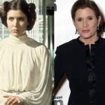 Carrie Fisher - Princesa Leia (Foto: Divulgação)