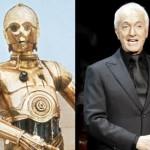Anthony Daniels - C-3PO (Foto: Divulgação)