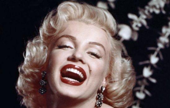 Marilyn Monroe é a loira mais famosa do cinema. (Foto:Divulgação)
