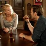 Andrea (Laurie Holden) e Governor (David Morrissey). (Foto:Divulgação)