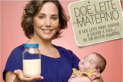 Leite materno: como doar