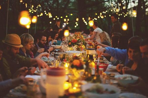 Mesa de casamento simples – como decorar