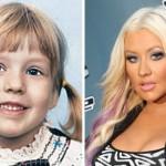 Christina Aguilera, quando criança, não imaginava que seria uma diva do pop. (Foto:Divulgação)