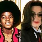 Michael Jackson mudou muito desde quando era criança. (Foto:Divulgação)