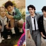 Os garotos do Jonas Brother. (Foto:Divulgação)