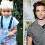 Antes de se tornar o mais sexy do mundo, Robert Pattinson era uma criança fofa. (Foto:Divulgação)