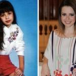 Sandy já fazia sucesso durante a sua infância. (Foto:Divulgação)