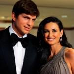 Casados entre 2005 e 2011, Demi Moore e Ashton Kutcher têm uma diferença de idade de 15 anos (Foto: Divulgação)