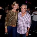 Carlos Alberto de Nóbrega e Jacqueline Meirelles - 27 anos de diferença (Foto: Divulgação)