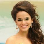 """Em """"Aquele Beijo"""", Bruna foi Belezinha, que vivia disputando concursos de Miss para satisfazer a mãe (Imagem: Divulgação)"""