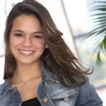 Apesar da pouca idade, Bruna Marquezine já tem um currículo invejável na televisão (Foto: Divulgação)