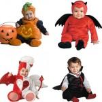 Até para as crianças menores as fantasias são bem vinda. (Foto: divulgação)