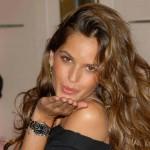 Izabel Goulart também uma das modelos brasileiras reconhecida internacionalmente (Foto: Divulgação)
