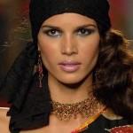Raica Oliveira também está as mais famosas do Brasil (Foto: Divulgação)