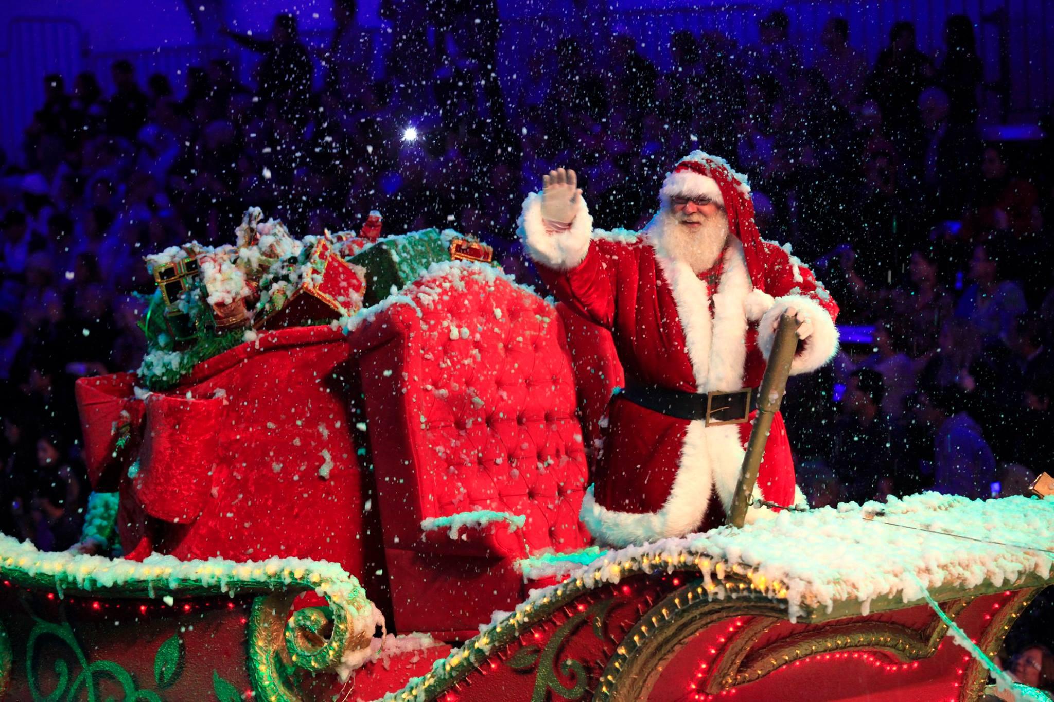 Venha conhecer o Natal Luz (Foto: Divulgação)