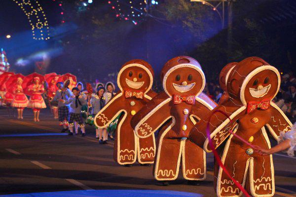 Decoração de Natal em Gramado (Foto: Divulgação)