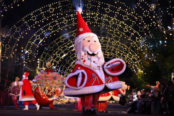 Decoração de Natal em Gramado Fotos Natal Luz 2016 05