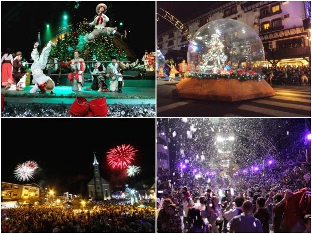 Natal em Gramado (Foto: Divulgação)
