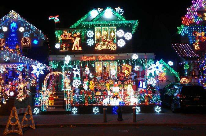 Luzes de Natal em Nova York (Foto: Diuvlgação)