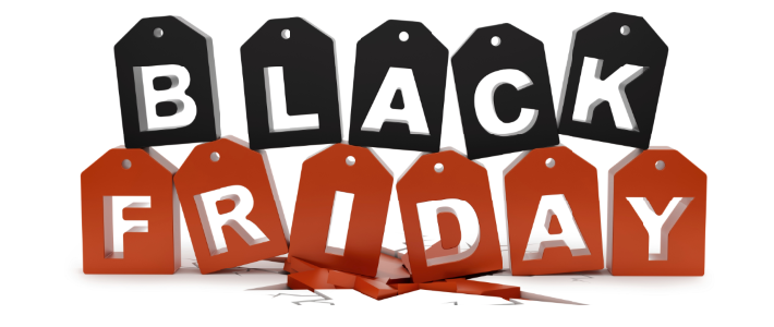 Pacotes de viagem para a Black Friday 2016
