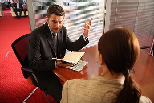 reunião com o chefe