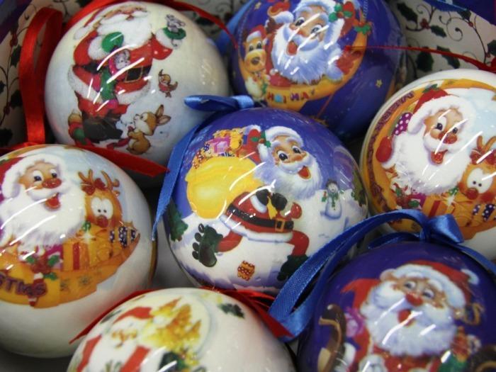 Enfeites diferenciados de Natal (Foto: Divulgação)
