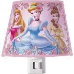 Mini abajur das Princesas por R$ 16,90. (Foto:Divulgação)