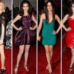 O vestido curto deixa as pernas femininas a mostra. (Foto:Divulgação)