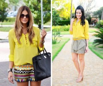 Tendências de camisas verão 2013