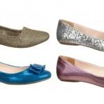 Sapatilhas sofisticadas da nova coleção. (Foto:Divulgação)
