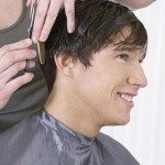 Cortes de cabelo para rosto quadrado masculino