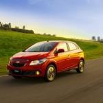 O Chevrolet Onix custa a partir de R$ 29.990,00 (Foto: Divulgação)