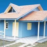 Busque um diferencial na fachada na sua casa (Foto: Divulgação)