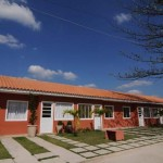 Escolha uma fachada que evidencie as formas da sua casa (Foto: Divulgação)