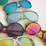 Existe muitos modelos de óculos de sol femininos que são lançamento da coleção de verão da Chilli Beans (Foto: Divulgação)