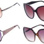 Aprenda a escolher o óculos correto para o verão 2013 (Foto: Divulgação)
