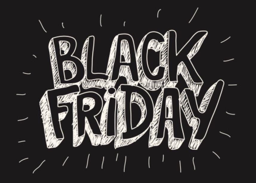 Black Friday sempre ajuda a fazer bons negócios (Foto: Divulgação)