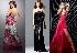 Modelos de vestidos coloridos para o Réveillon 2015