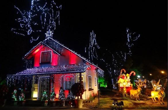 Natal em Canela (Foto: Divulgação)
