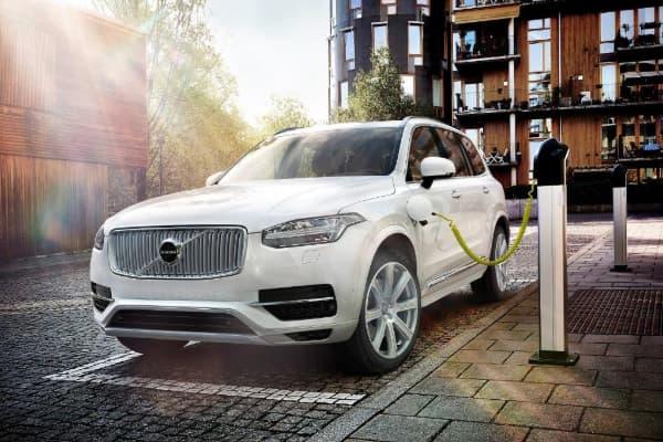 Os carros mais econômicos segundo o Inmetro Volvo XC90 T8