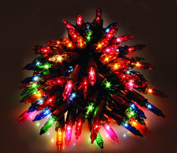Aposte nesse pisca-pisca de Natal para deixar a decoração mais bonita (Foto: Divulgação)