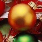 Enfeites da árvore de Natal (Foto: Divulgação)