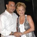 Ana Maria Braga e Marcelo Frisoni formam outro casal ioiô (Foto: Divulgação)