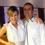 Casados durante 8 anos, Mariana Ximenes e Pedro Buarque de Holanda haviam se separado, voltaram durante um tempo e depois deram fim ao relacionamento novamente (Foto: Divulgação)