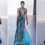 Os modelos foram inspirados no Egito antigo.  (Foto: divulgação)