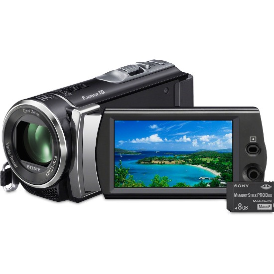 Filmadora digital Full HD: preços, onde comprar online