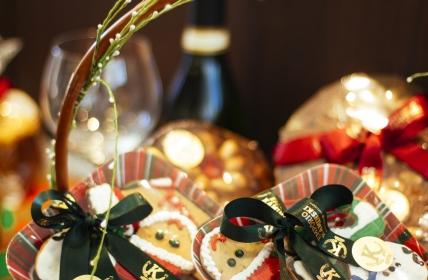 Aposte em uma nova cesta de Natal (Foto: Divulgação)