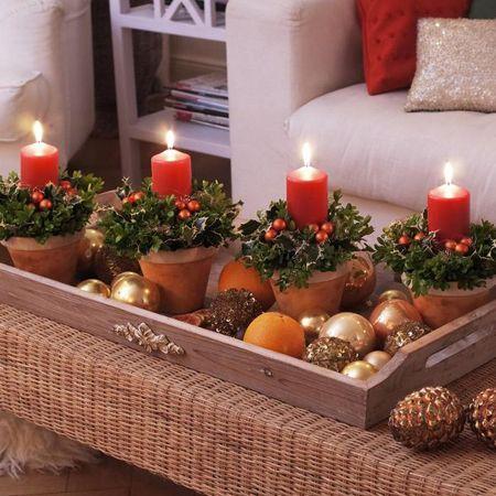 Decore bem a mesa de Natal (Foto: Divulgação)