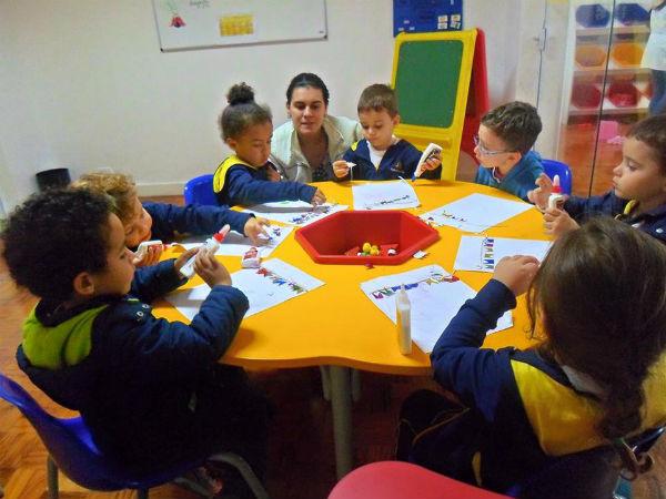 Escolas Bilíngue em São Paulo