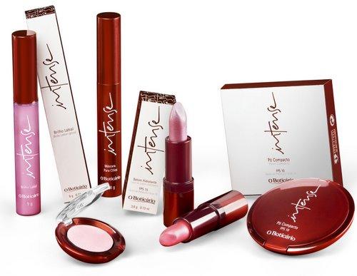 Kits de maquiagem para presentear no Natal